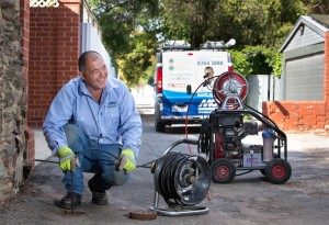 Hydro Jet Drain Cleaning Adelaide