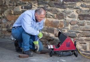 CCTV drain inspection Adelaide