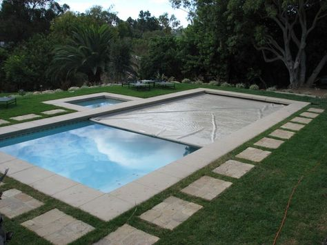 cover your pool in summer